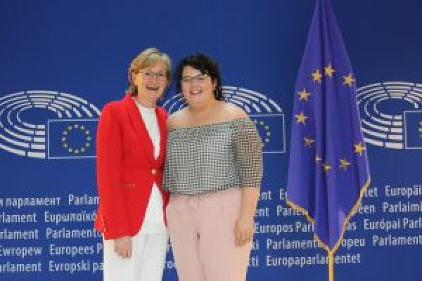 Tipperary Young Person Represents Foroige At The European Parliament