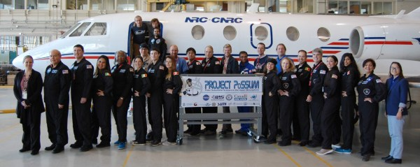 Second level students invited to create an experiment for testing in microgravity