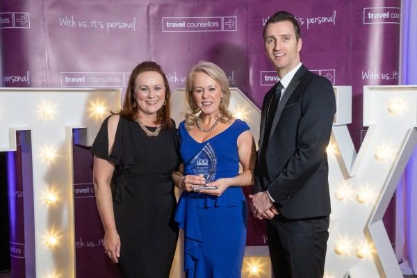 Thurles Travel Specialist Wins Prestigious Award
