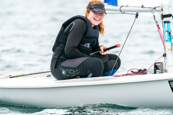 Nenagh's Aisling Keller helps Ireland qualify for Tokyo 2020 Olympic Sailing Regatta