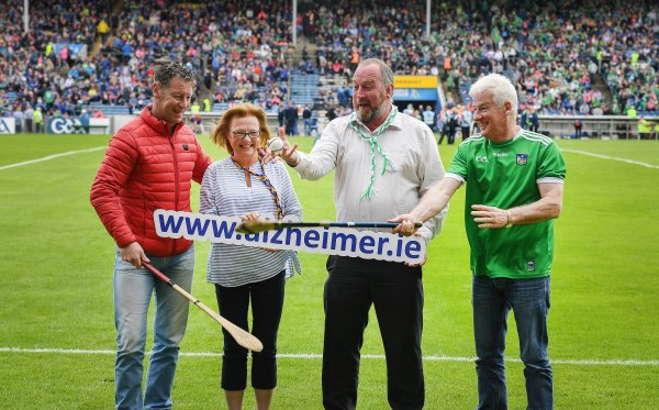New Players Announced as Michael Ryan Leads Host of Hurling Legends Supporting Tipperary-Limerick Clash of the Ash Fundraiser for The Alzheimer Society of Ireland