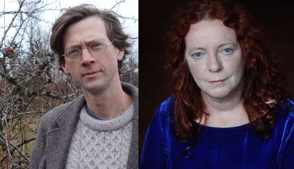 Here, There and Everywhere: Rosita Boland in Conversation with Manchán Magan in Dromineer Nenagh Literary Festival