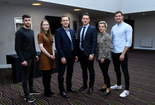 """Gaelic Players Association (GPA) and Women's Gaelic Players Association (WGPA) to benefit from further two year extension to the """"Jim Madden Leadership Programme"""""""