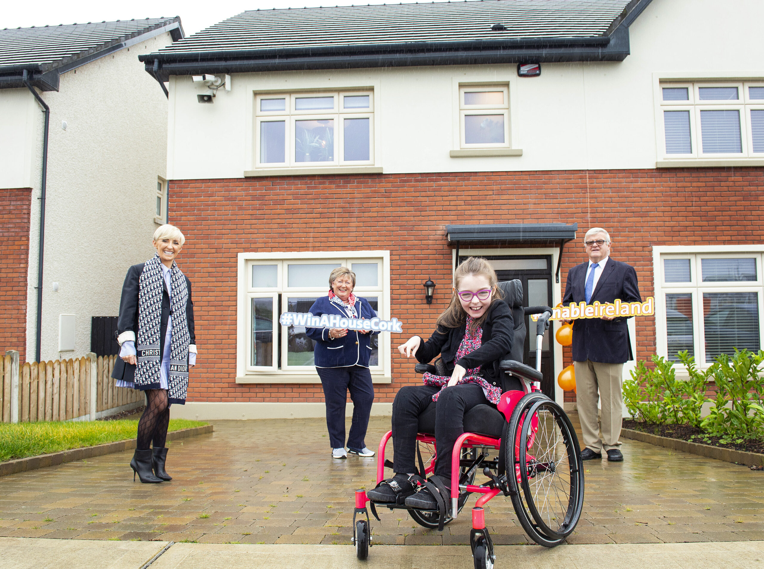 Win a 3-Bed House in Cork and Raise Funds for Enable Ireland