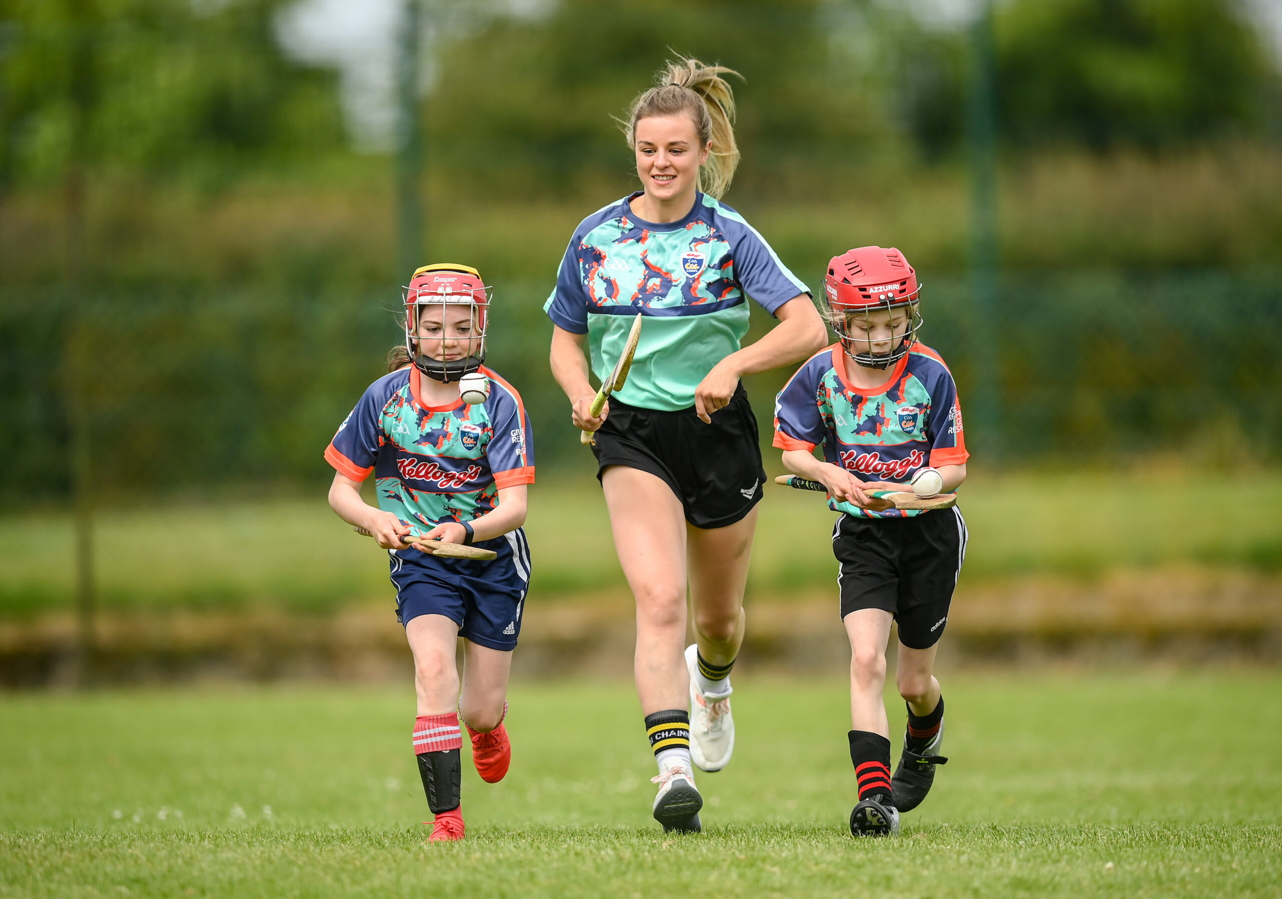 Summer up and running as Kellogg's GAA Cúl Camps underway