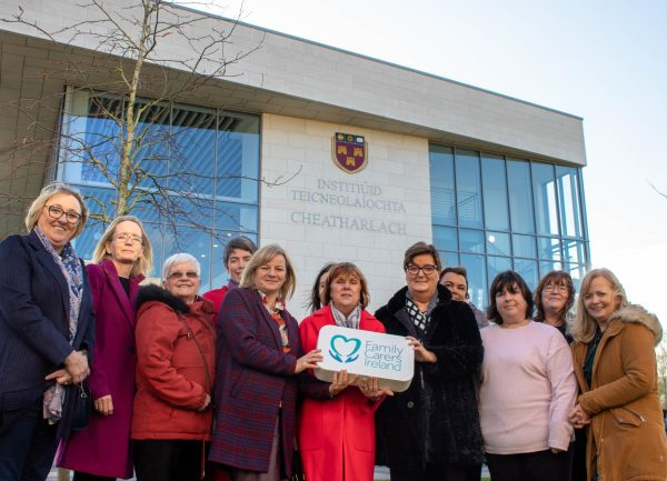 IT Carlow awarded €1million funding to support family carers across Ireland