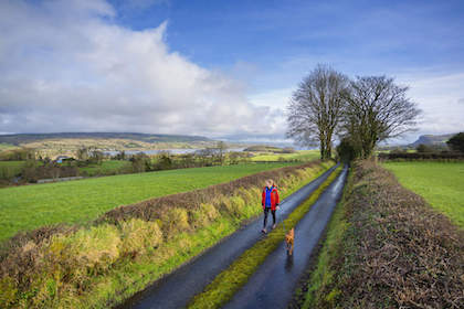 Fáilte Ireland welcomes the addition of 31 walking trails in 13 counties to the 'Walks Scheme'