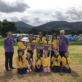 Irish Girl Guides welcomes girls and women ages 5 to 95 to join in Clonmel