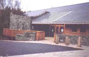 Offa's Dyke Centre, Knighton