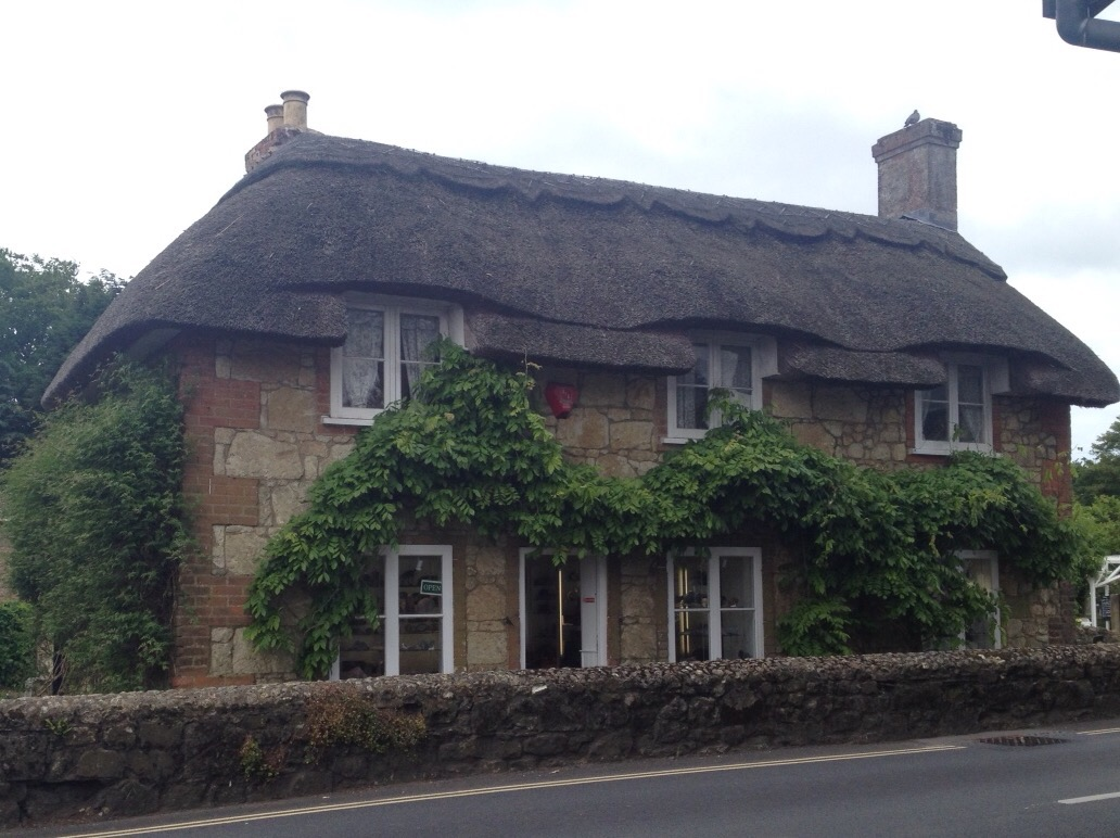 Thatched cottage in Godshill