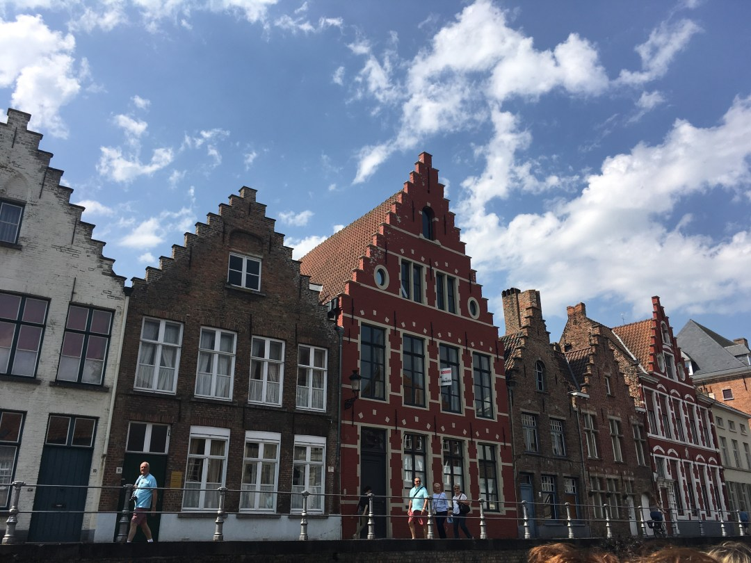traditional Belgian architecture