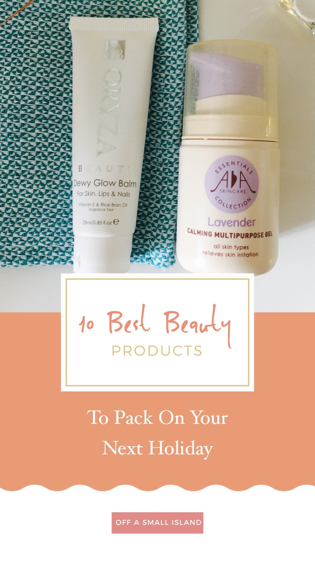 10 best travel beauty products