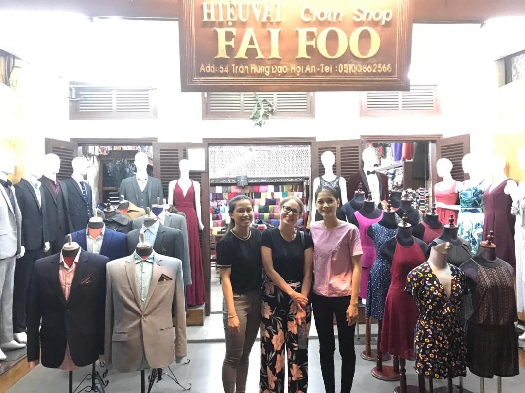 Fai Foo Tailors Hoi An Vietnam