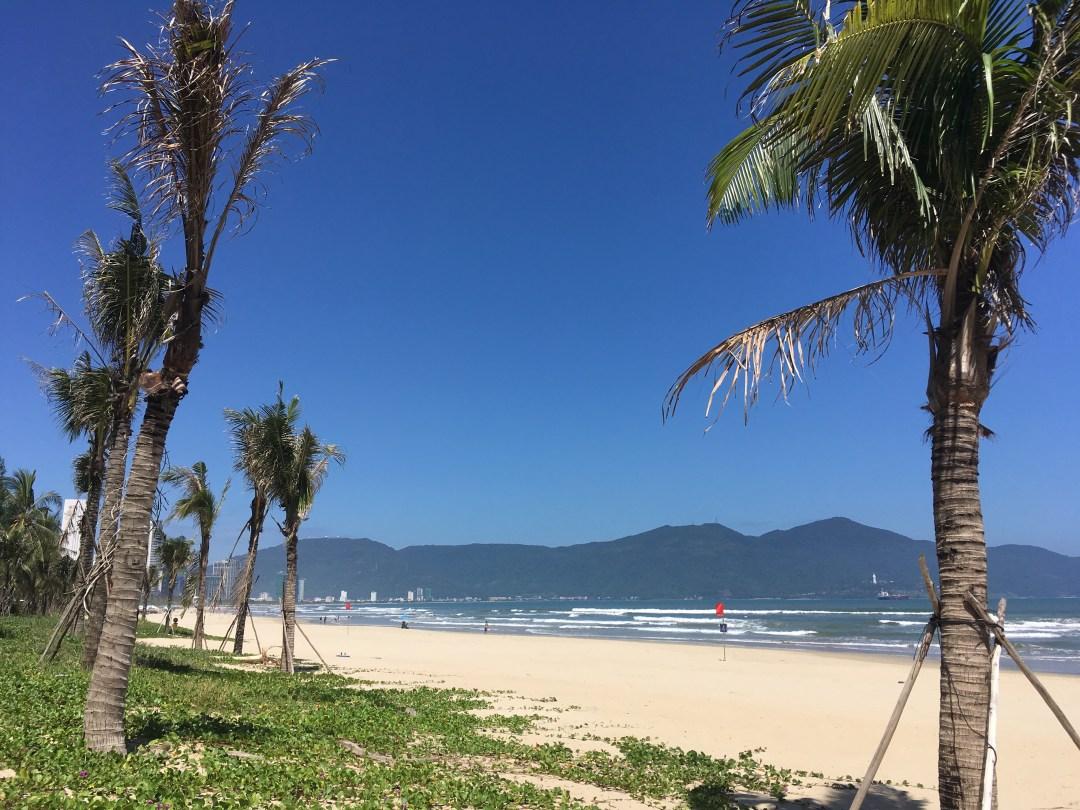 My Khe Beach near Da Nang