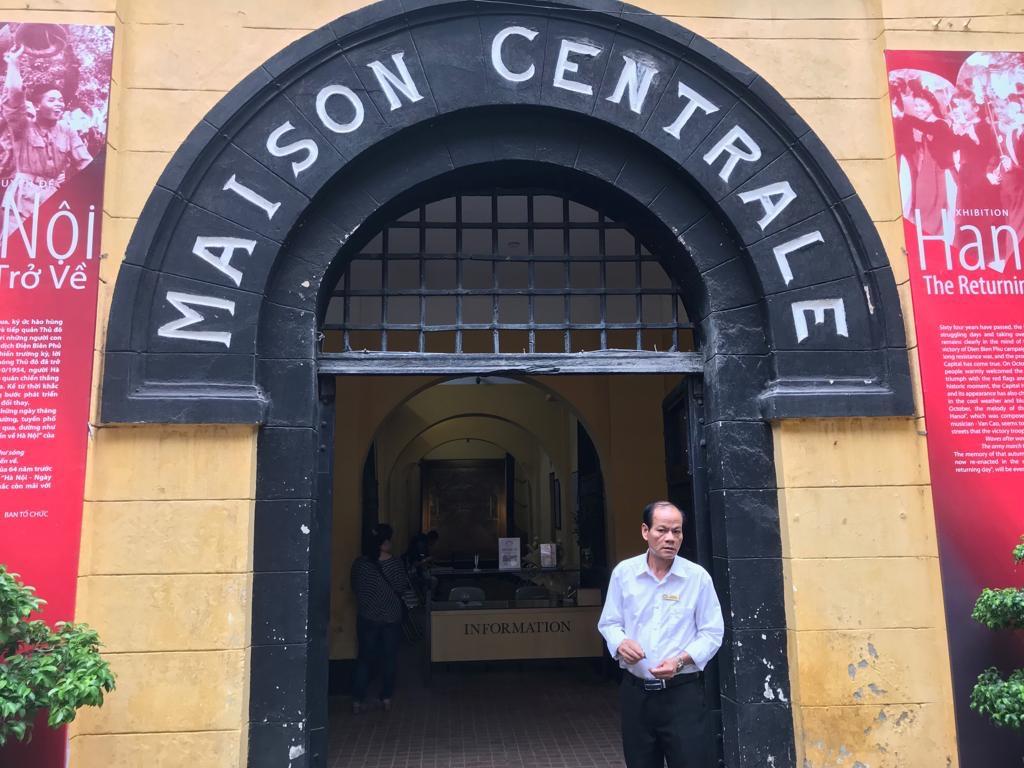 Maison Centrale (Hoa Lo Prison)