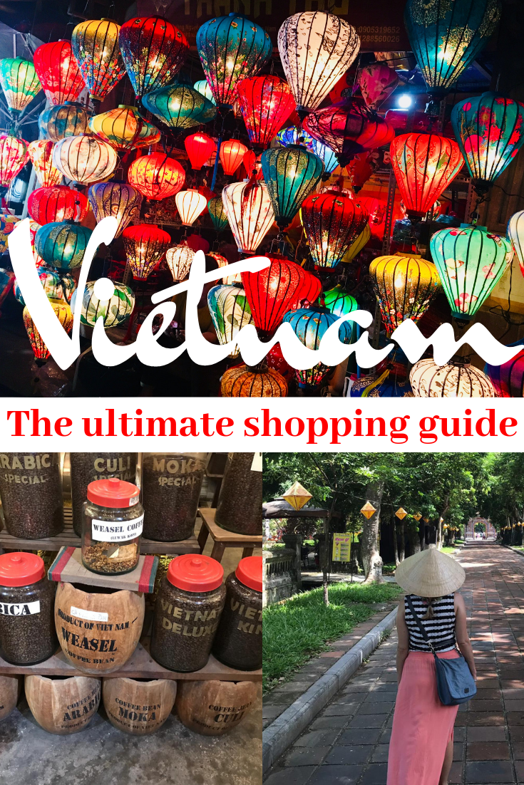 What to buy in Vietnam -Pinterest