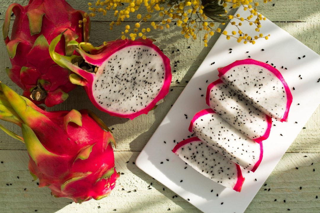 White dragonfruit