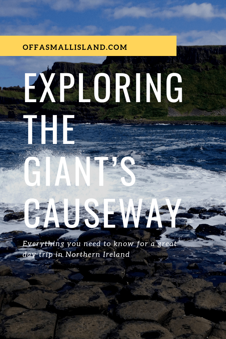 Exploring the Giant's Causeway - Pinterest