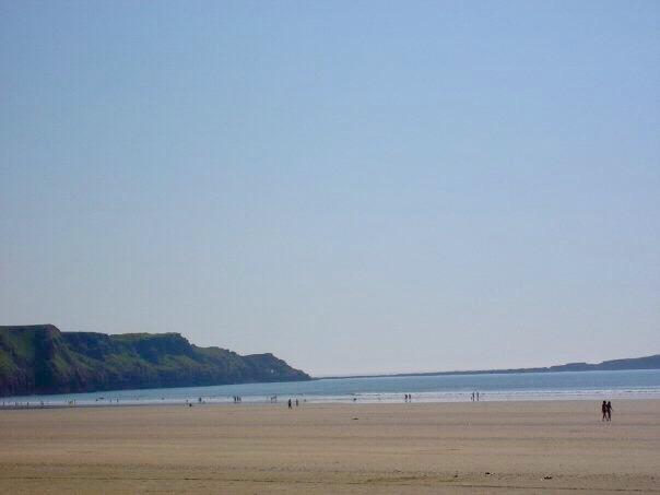 Rhossili Beach, Gower Peninsula, Wales