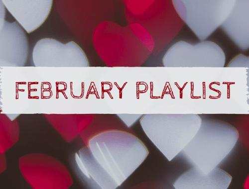 February yoga playlist