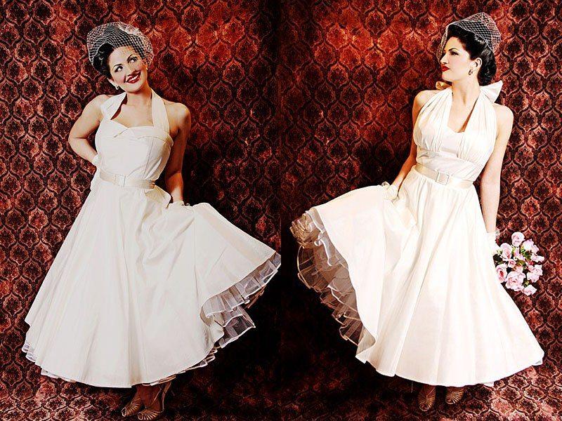 Transgender wedding dresses