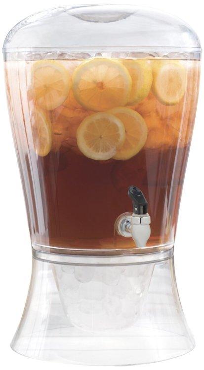 CreativeWare 3-Gallon Beverage Dispenser