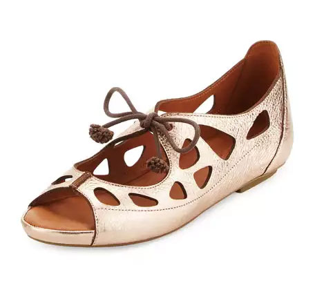 Orthopedic wedding footwear -- dare we say orthopedic chic?