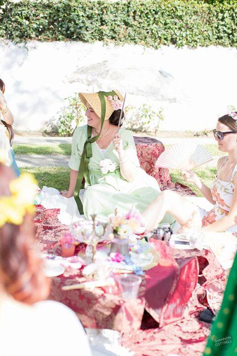 austenland bridal shower fashions 2