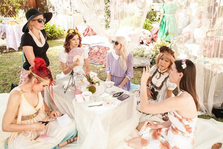 austenland bridal shower fashions 4