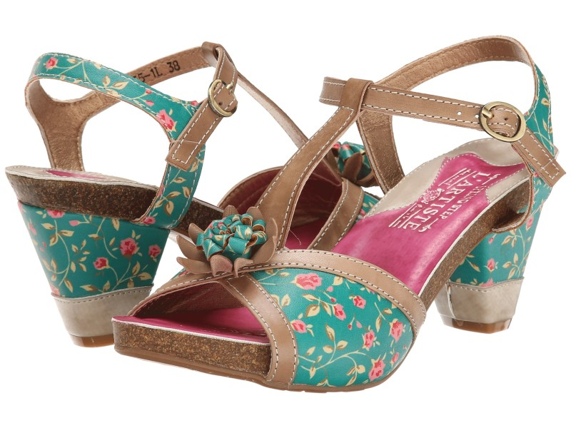 most comfortable and colorful wedding shoes