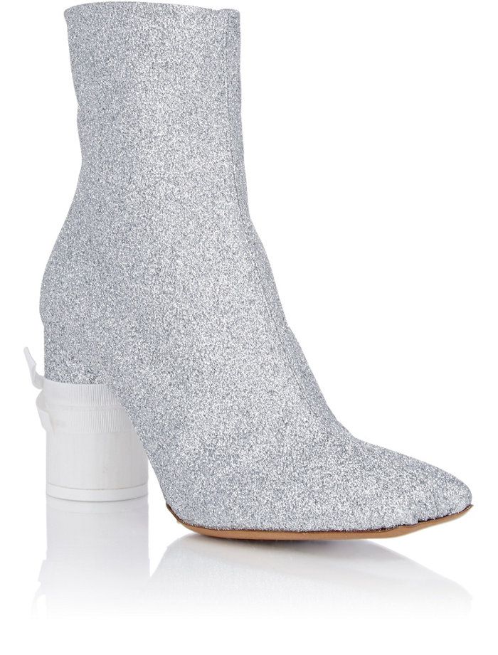 MAISON MARGIELA glitter boot