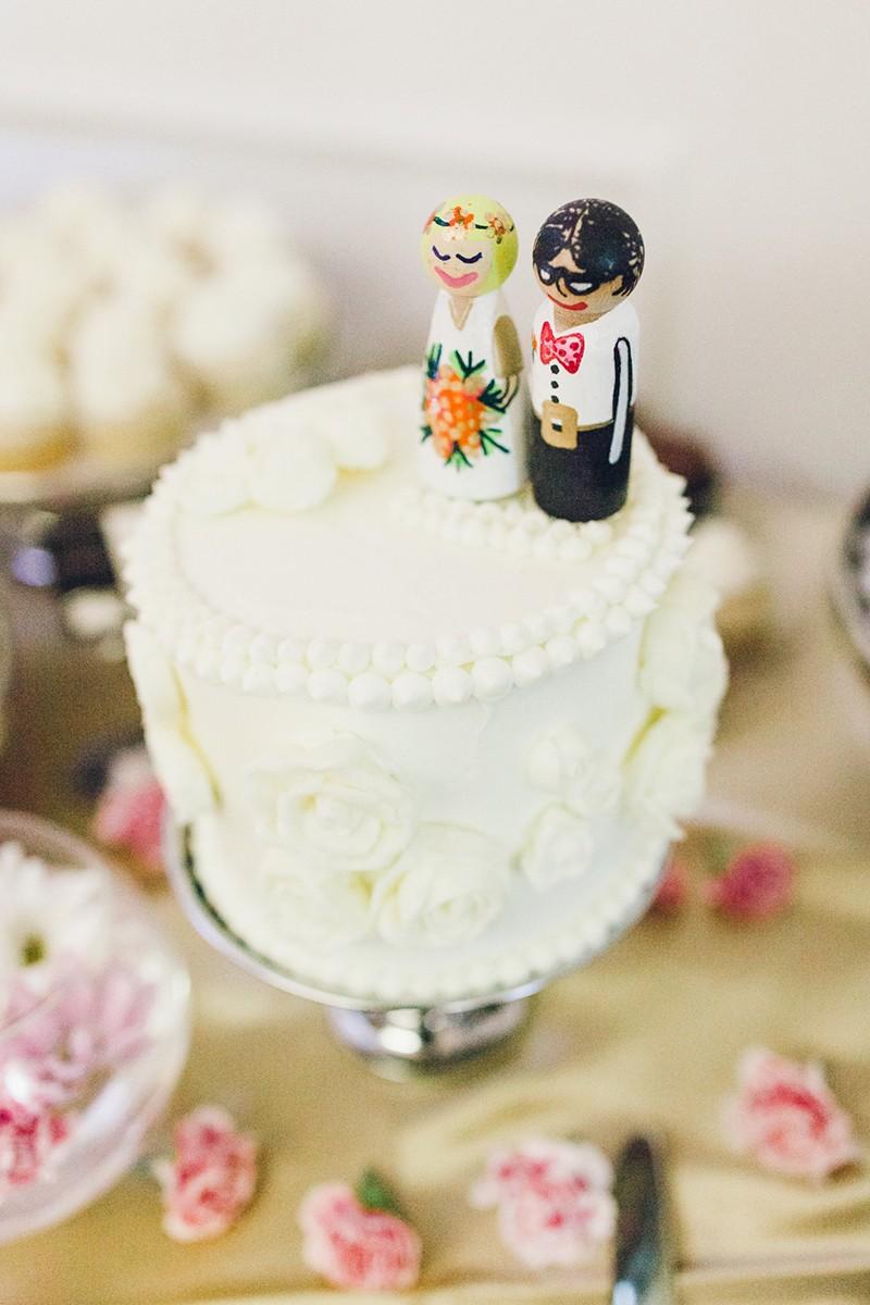 Latin American wedding as seen on @offbeatbride
