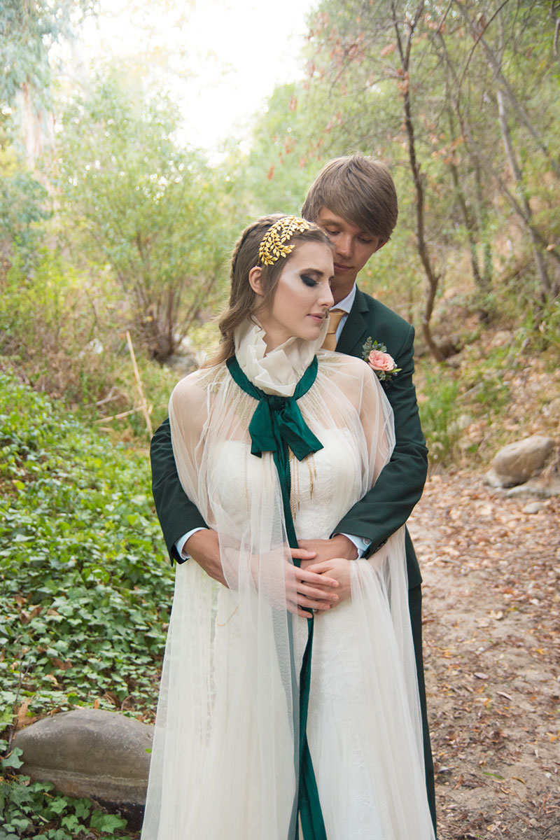 This subtle Legend of Zelda wedding inspiration will teleport you to a fancy-pants Hyrule