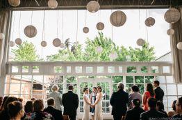 Aisle Less Traveled - Wedding Parents Ceremony Bride Lesbian Same Sex LGBT Chicago Prairie Production