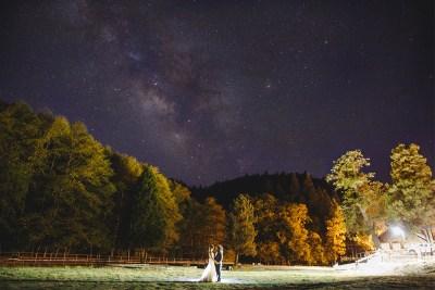 Wedding photography as art