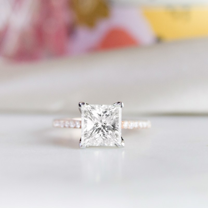Getting fancy & whimsical with these non-round diamonds in all shapes and sizes