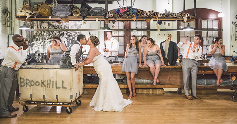 These traveling wedding photographers are becoming Offbeat Bride faves (and can totally come to you!)