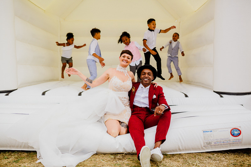 Jaws will drop at the style of this Jamaican meets Leeds wedding