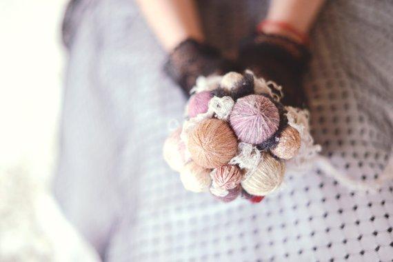 offbeat wedding bouquets