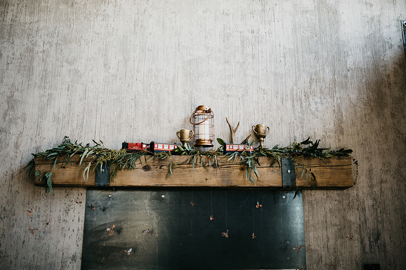 Harry Potter wedding: Spot all the magical Wizarding World details at this herbology wedding