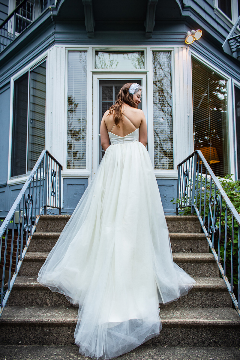 Mission to not plan my wedding: Success (how I planned for my wedding as little as possible)