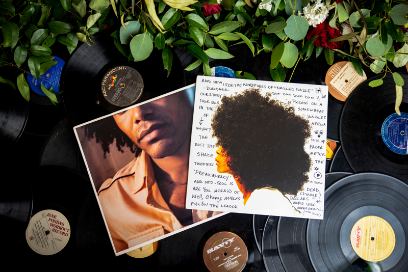 A celebration of Neo-Soul with rich florals, jumpsuits, & tulle skirts