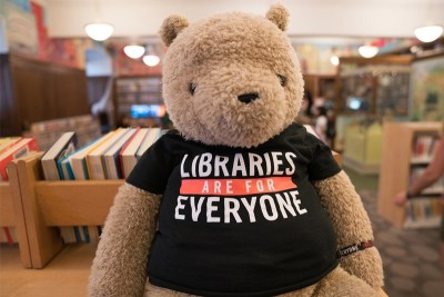 Love public libraries like we do? Here's how you can use your registry to support one of the best