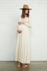 Harlow_Dress_Cream_Maternity_S