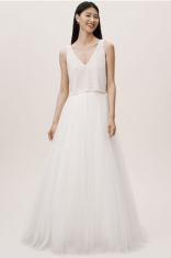BHLDN wedding dress 4