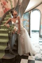 BHLDN wedding gowns on Offbeat Bride