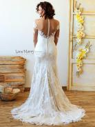 lacemerry wedding gown on offbeat bride
