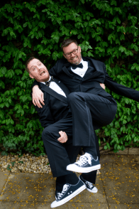 two grooms in converse anticipation events wedding planner (1)