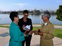 Agnostic Weddings Long Beach Elopement