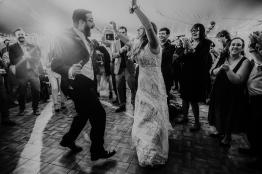Lindsay + Ben Haystack Hearth wedding
